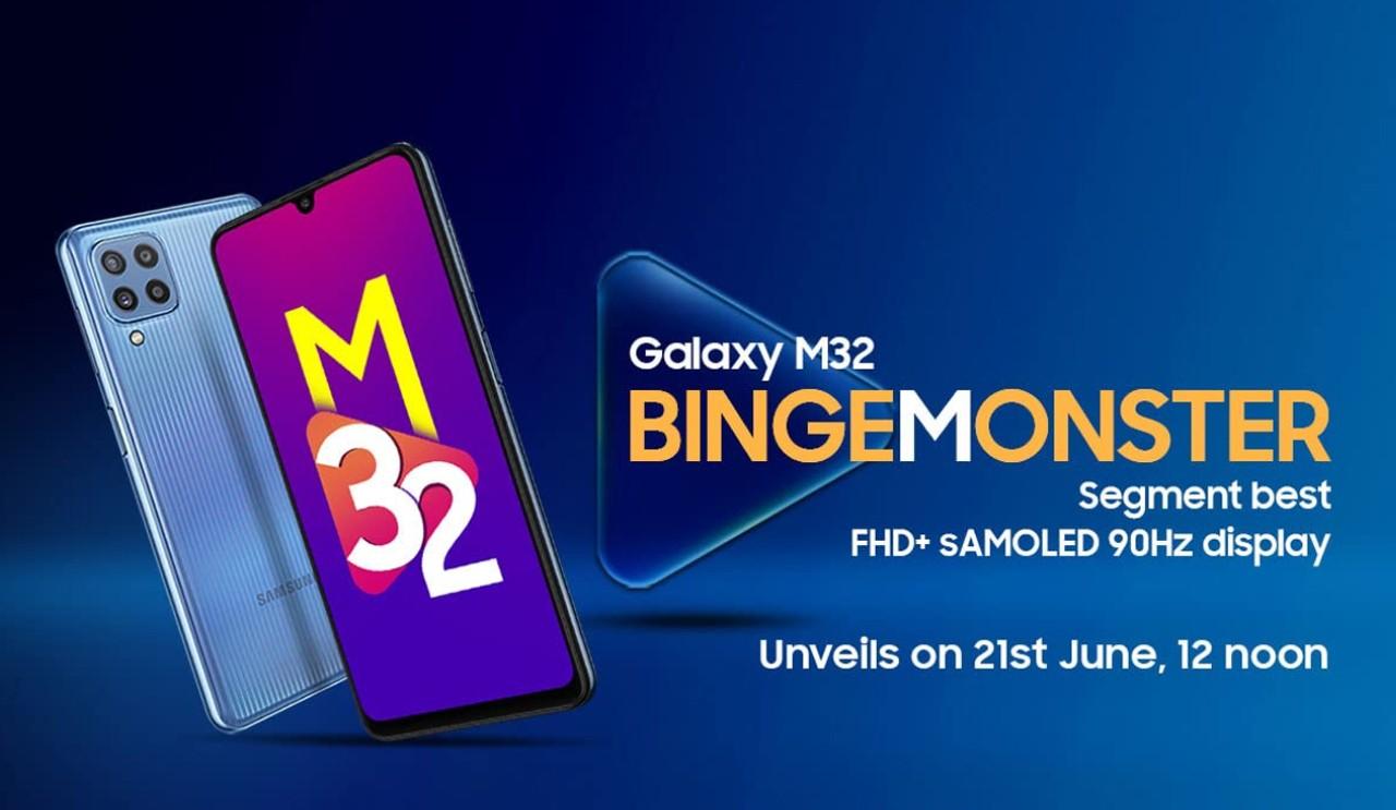 Samsung Galaxy M32 Featurez