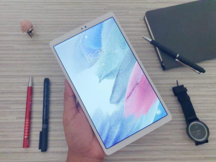 Kelebihan dan Kekurangan Samsung Galaxy Tab A7 Lite Layar