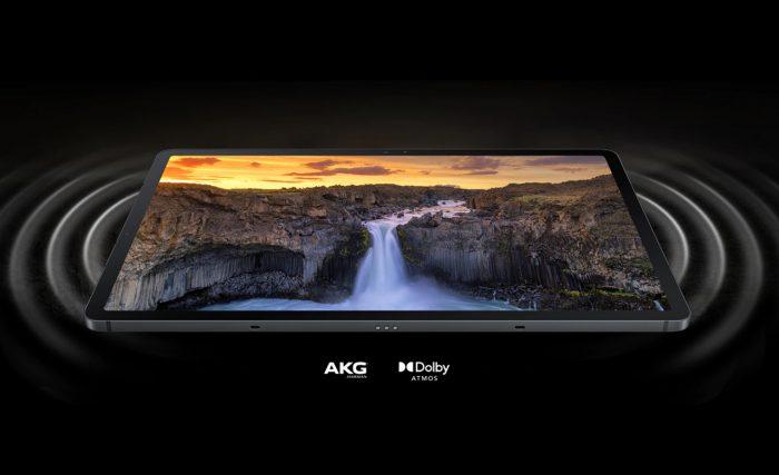 Samsung Galaxy Tab S7 FE 5G AKG