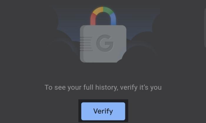 Sembunyikan Aktivitas Google 4