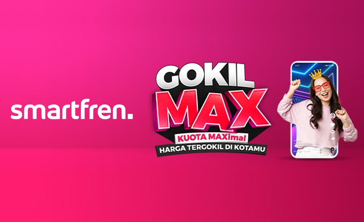 Smartfren Gokil Max Feature