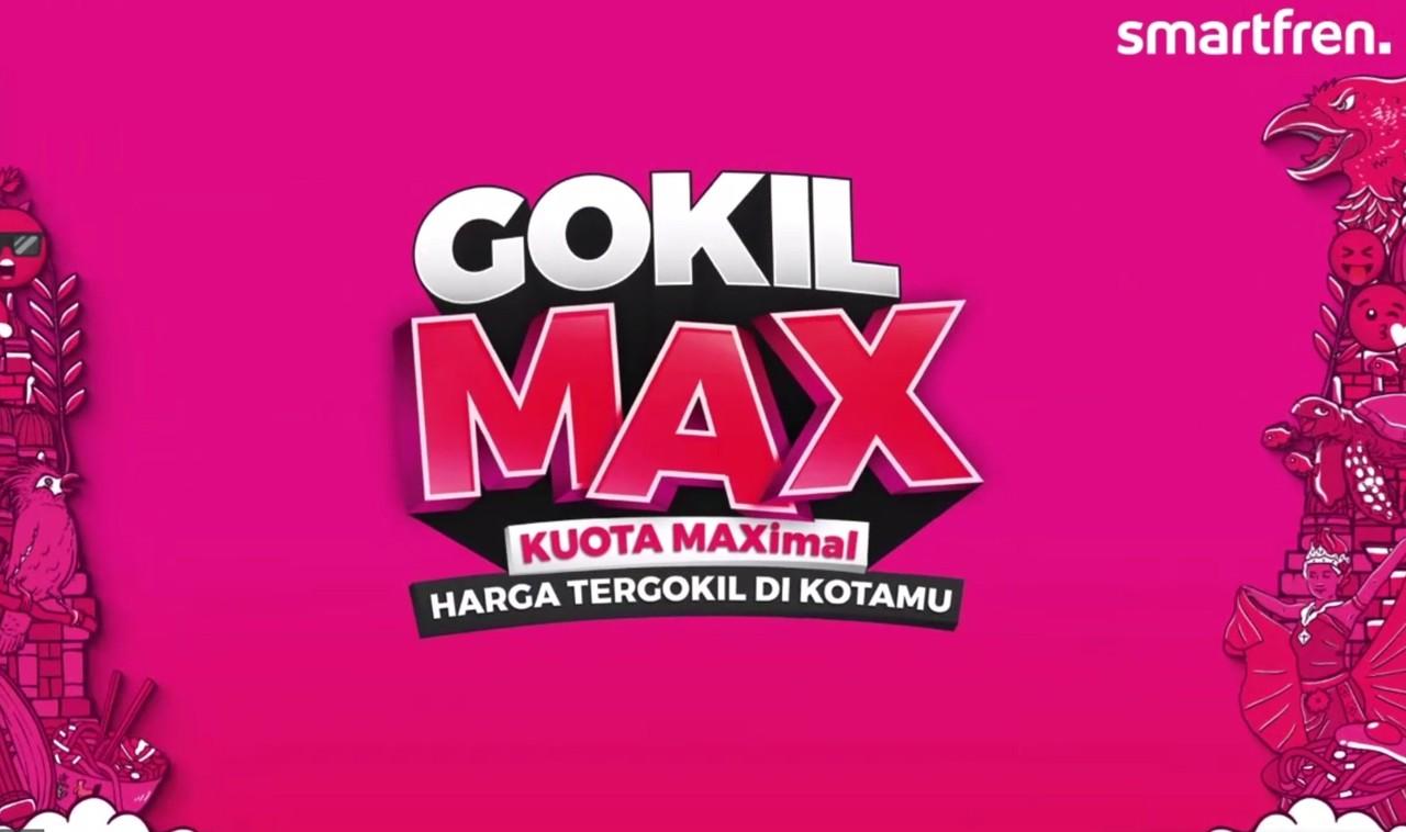 Smartfren Gokil Max Fitur