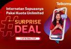 Telkomsel Surprise Deal New