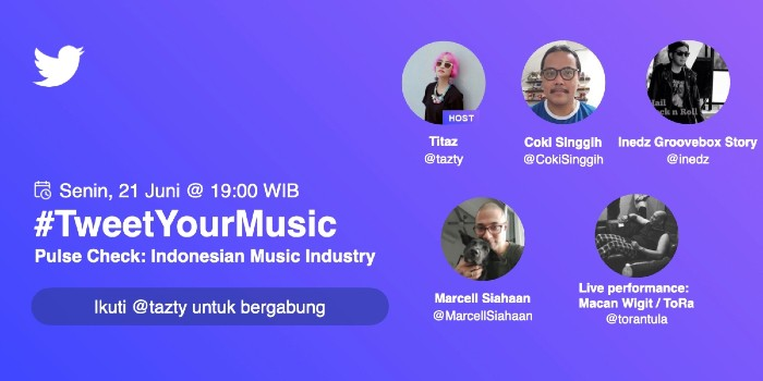 TweetYourMusic-Senin-21-Juni-2021