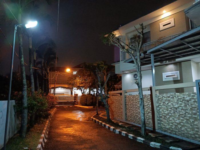 realme 8 5G Kamera Belakang Malam Rumah Auto