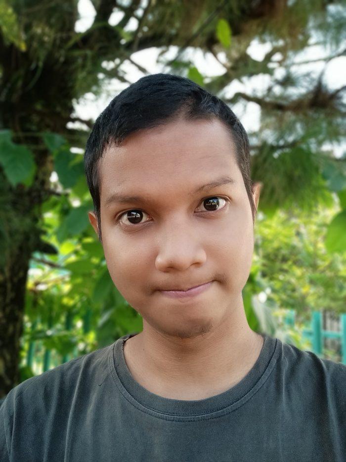 realme 8 5G Kamera Depan Selfie Portrait Beauty