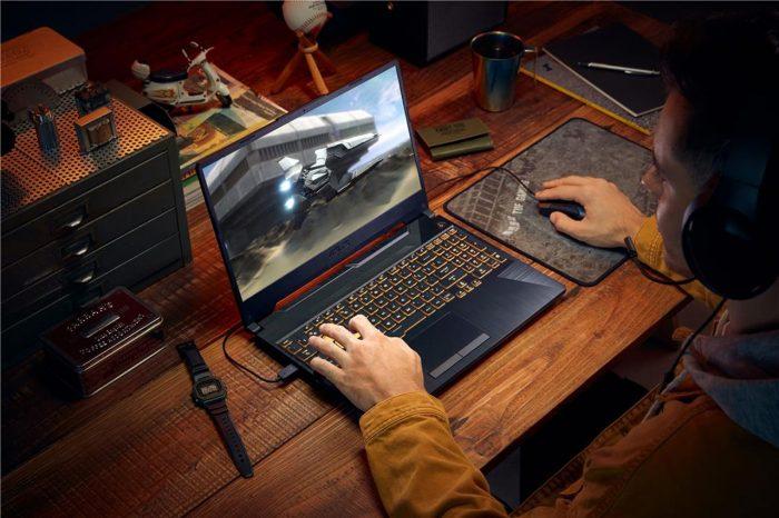 ASUS TUF Gaming A15 FX506 Gaming