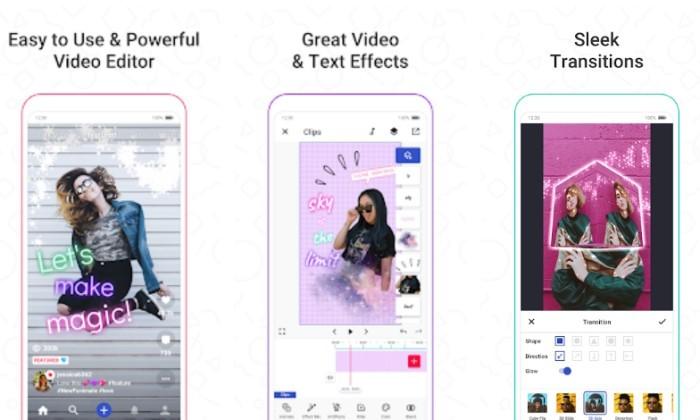 Aplikasi Untuk Mempercantik Instagram Reels - Funimate