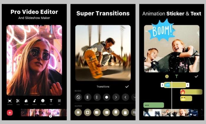 Aplikasi Untuk Mempercantik Instagram Reels - InShot