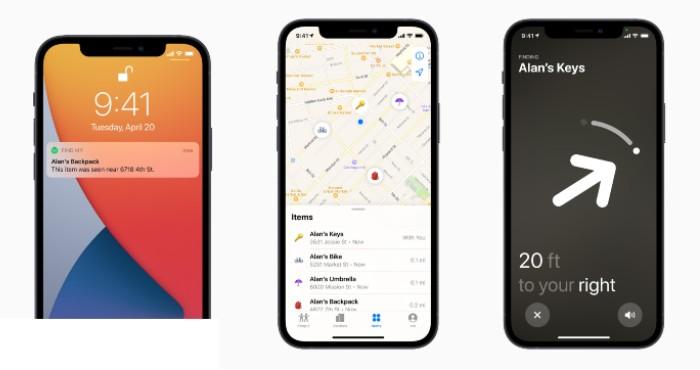 Apple-Airtag-pelacakan