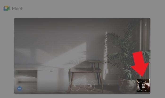 Cara Ganti Background Google Meet - 1
