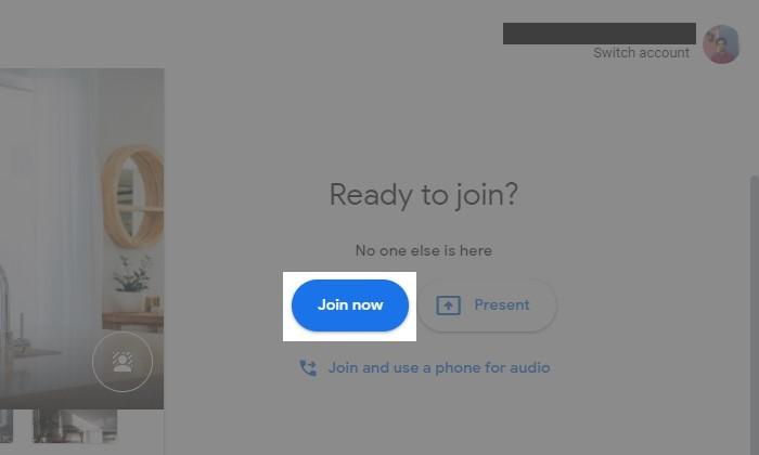 Cara Ganti Background Google Meet - 4