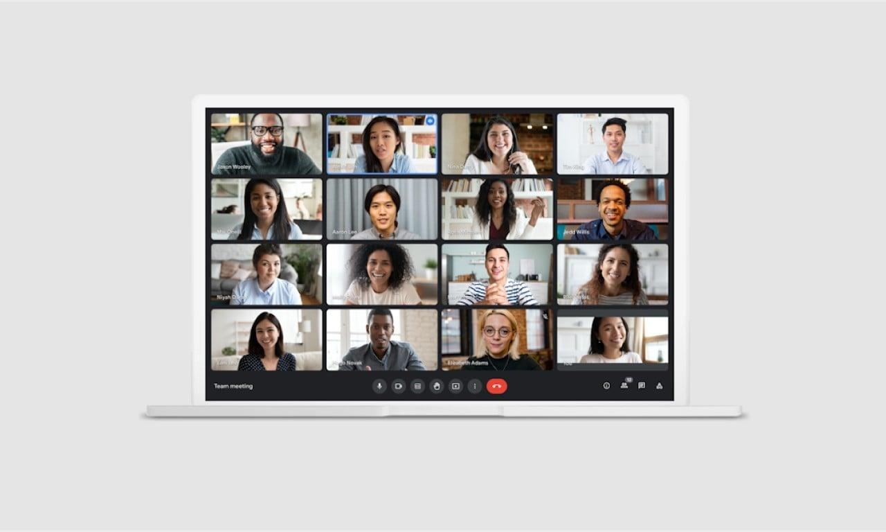 Cara Ganti Background Google Meet - Header