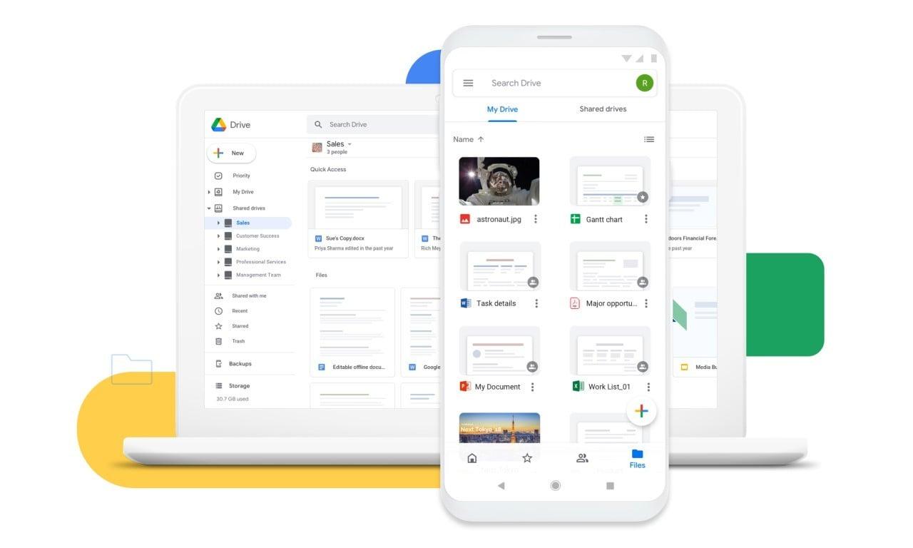Cara Membuat Link Google Drive Untuk Dibagikan - header