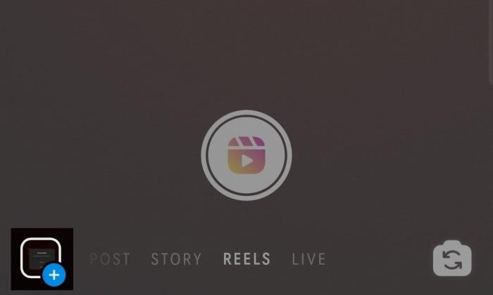 Cara Membuat Reels di Instagram Dengan Lirik - 14