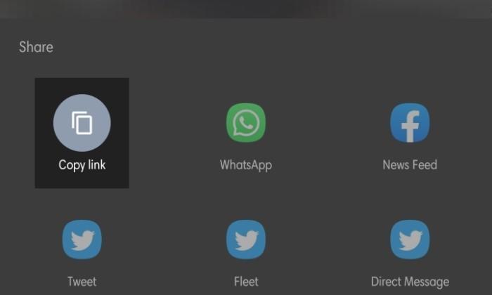Cara Share Video YouTube ke Status WhatsApp - 2
