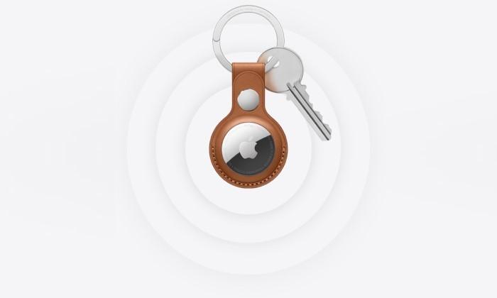 Fungsi AirTag Apple - Key Finder