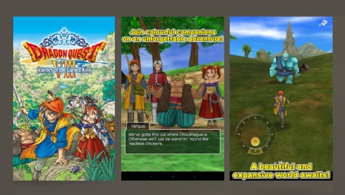 Game RPG Offline - Dragon Quest