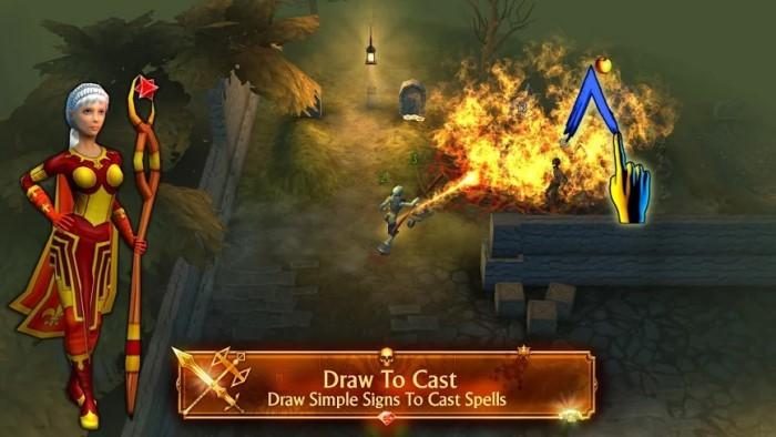 Game RPG Offline - Eternium