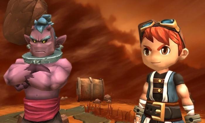 Game RPG Offline - Evoland