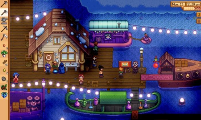 Game RPG Offline - Stardev Valley