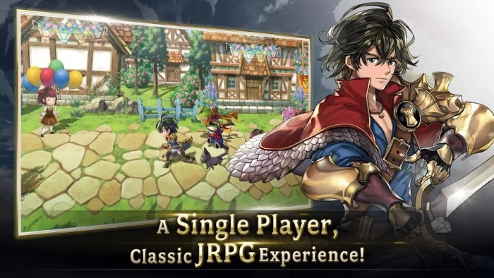 Game RPG Terbaik Android - Another Eden