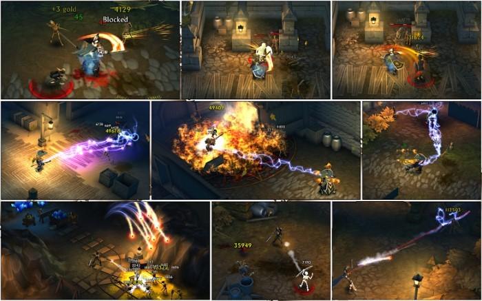 Game RPG Terbaik Android - Eternium