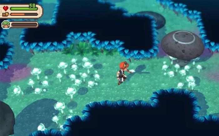 Game RPG Terbaik Android - Evoland 2