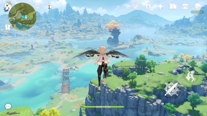 Game RPG Terbaik Android - Genshin Impact