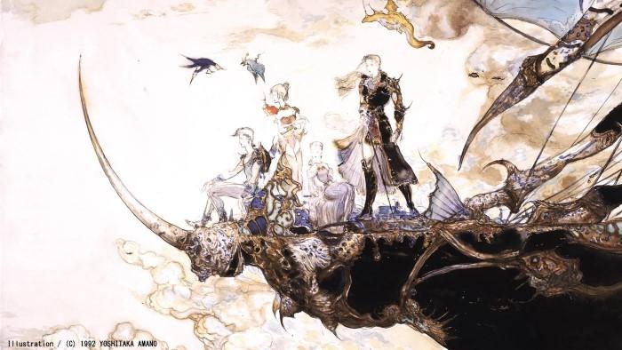 Game RPG Terbaik Android - Square Enix