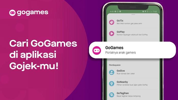 GoGames-Gojek