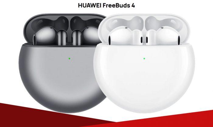 HUAWEI FreeBuds 4 Leakz