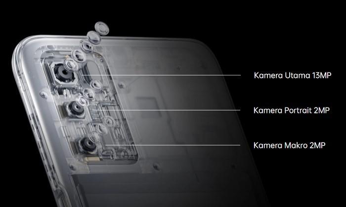 Kelebihan dan Kekurangan OPPO A16 - Kamera