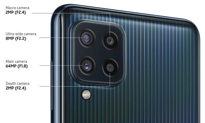 Kelebihan dan Kekurangan Samsung Galaxy M32 - Kamera