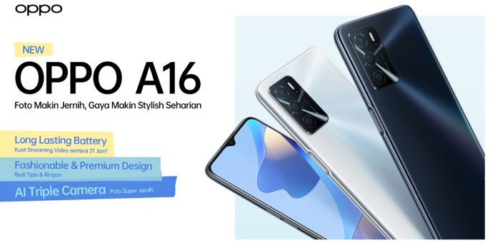 OPPO A16 All