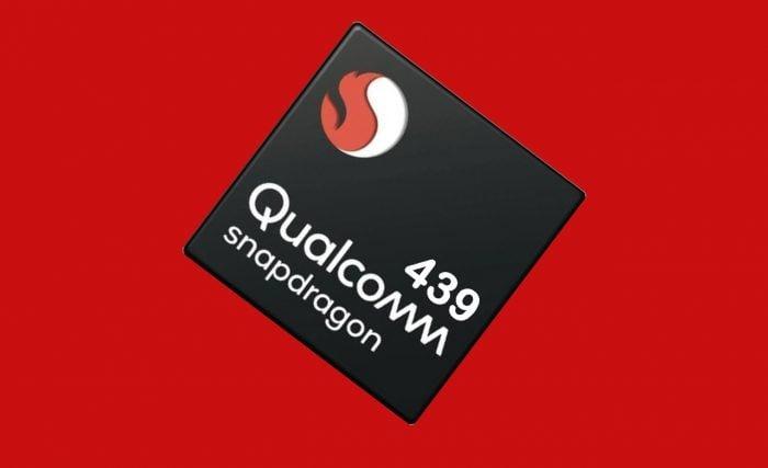 Qualcomm Snapdragon 439 ok