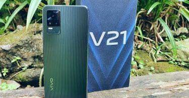 Review vivo V21 - 1
