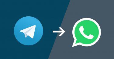 Telegram to WhatsApp Sticker