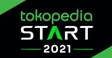 Tokopedia Start Summit 2021 Logo