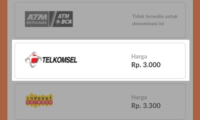 Top Up FF Pulsa Telkomsel - 11