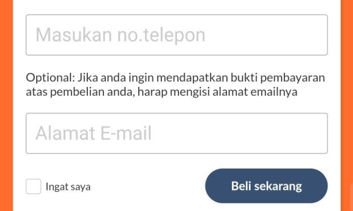 Top Up FF Pulsa Telkomsel - 12