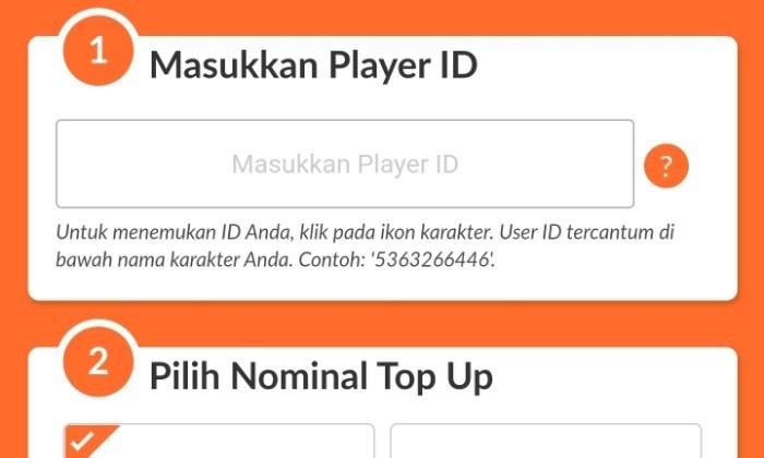 Top Up FF Pulsa Telkomsel - 9