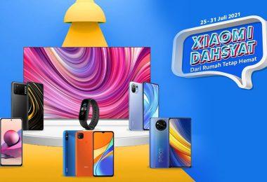 Xiaomi Dahsyat Festure