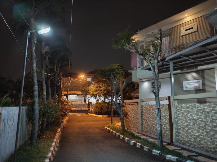 vivo V21 Kamera Belakang Malam Rumah Nightmode