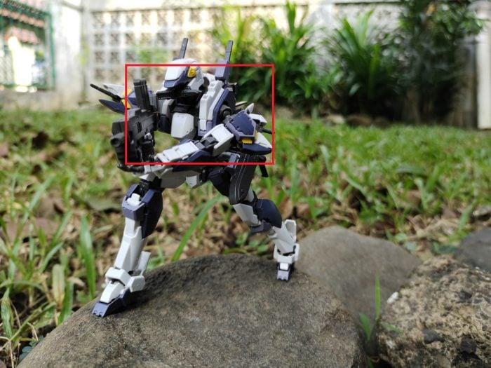 vivo V21 Kamera Belakang Robot 64MP