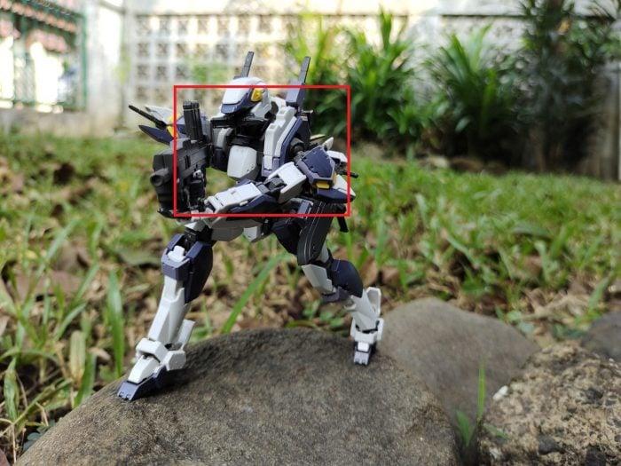 vivo V21 Kamera Belakang Robot Auto