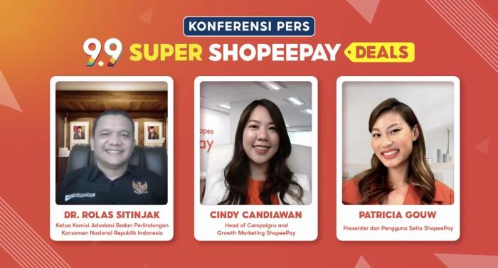 9.9-Super-ShopeePay-Deals-Konferensi-Pers
