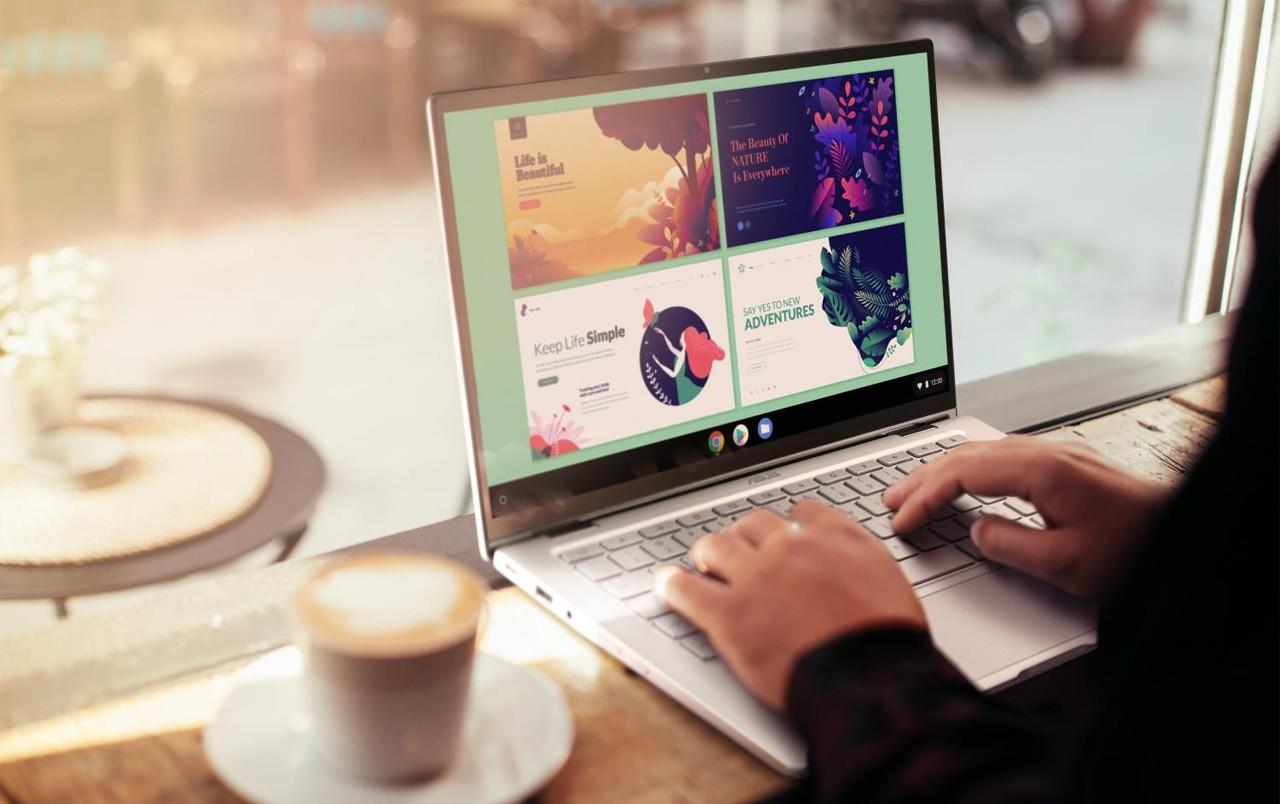 ASUS Chromebook Flip C434 Feature