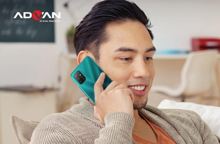 Advan G9 2021 Telepon