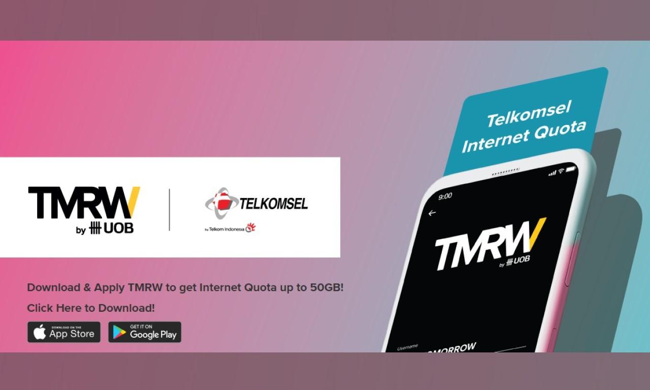 Apa Itu TMRW Telkomsel Header